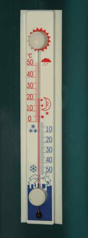 Как сделать термометр из бумаги и ниток - Lumalive